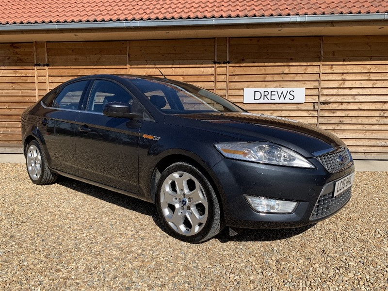 Used Ford Mondeo TITANIUM X TDCI FSH 10 Main Dealer Services in Berkshire