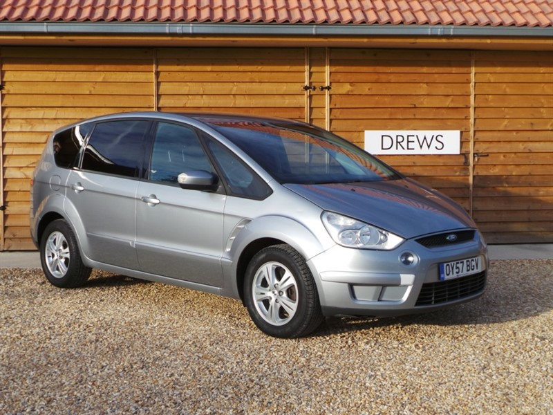 Used Ford S-Max ZETEC TDCI 7 Seats Just Serviced and New MOT in Berkshire