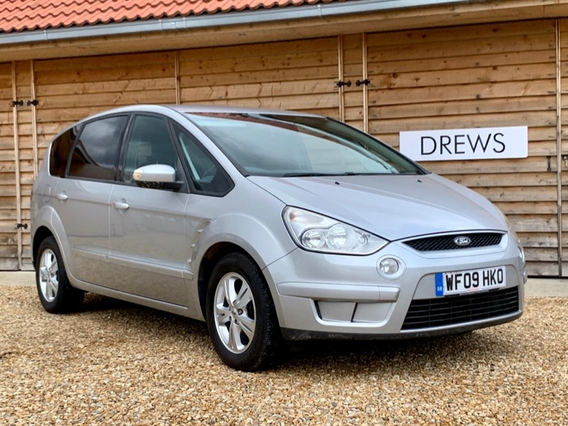 Used Ford S-Max 1.8 ZETEC TDCI Factory Bluetooth Sun Protection Glass in Berkshire