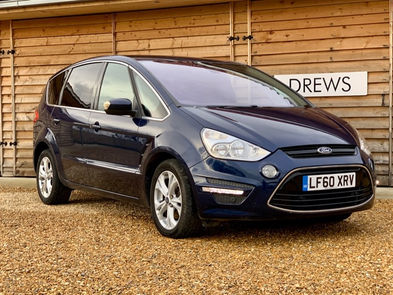 Used Ford S-Max 2.0 TITANIUM TDCI Serviced 8 Times New MOT in Berkshire