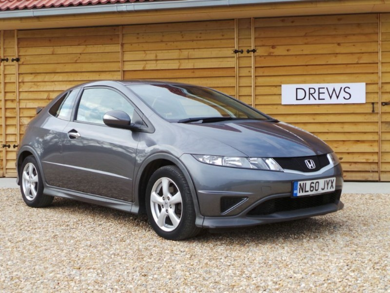 Used Honda Civic I-VTEC TYPE-S T 1.4 Sat Nav Sports Seats in Berkshire