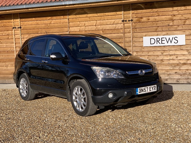 Used Honda CR-V VTEC EX Auto Heated Leather Sat Nav Panoramic Roof FSH in Berkshire