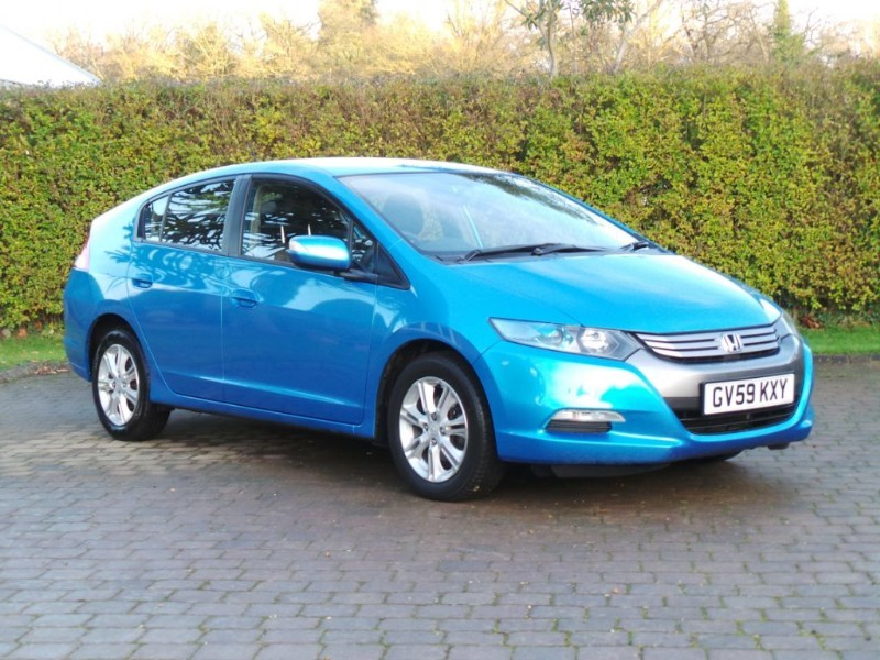 Used Honda Insight IMA SE One Owner 9 Honda Services Totally Immaculate in Berkshire