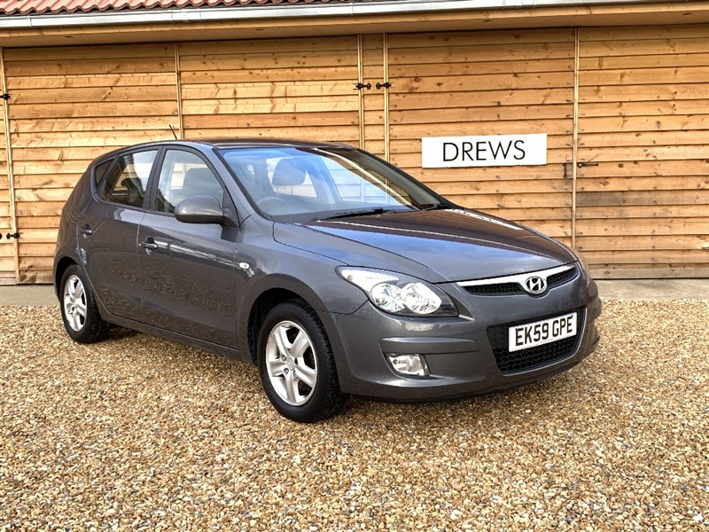 Used Hyundai i30 COMFORT 1.4 Petrol One Owner Full Service History in Berkshire