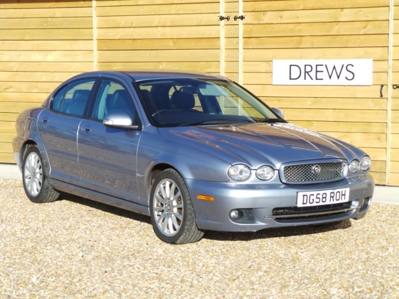 Used Jaguar X-Type S Automatic Low Mileage FSH in Berkshire