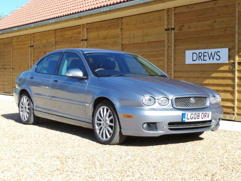 Used Jaguar X-Type 2.2 S Full Service History Just Serviced Full Leather in Berkshire