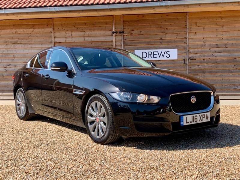 Used Jaguar XE PRESTIGE Zero Tax Lots of Factory Options One Owner in Berkshire
