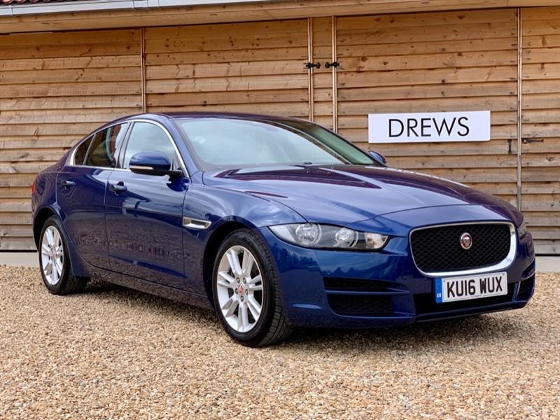 Used Jaguar XE PRESTIGE One Owner £20 Tax Sat Nav Bluetooth Cruise Just Serviced New MOT in Berkshire