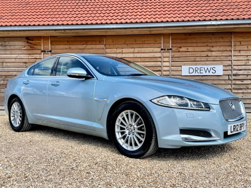 Used Jaguar XF V6 3.0D LUXURY One Lord Owner Serviced 9 Times in Berkshire