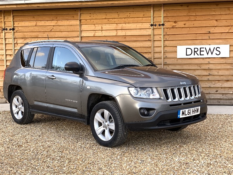Used Jeep Compass SPORT Very Low Mileage No Deposit Finance 48 X £199 Month in Berkshire
