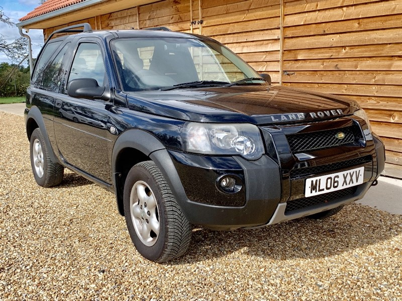 Used Land Rover Freelander TD4 ADVENTURER Diesel 4WD Tow Pack PX To Clear in Berkshire