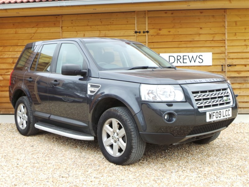 Used Land Rover Freelander TD4 GS Automatic Very Low Mileage in Berkshire