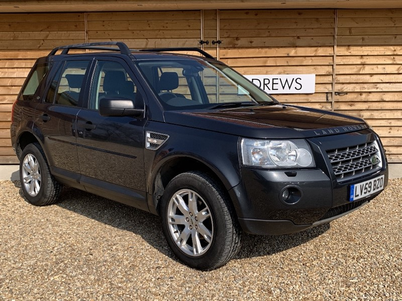 Used Land Rover Freelander TD4 S Demo + One Owner Great S/History in Berkshire
