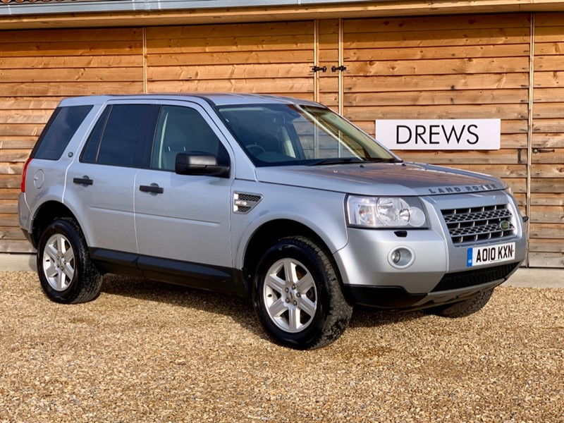 Used Land Rover Freelander TD4 E GS Full History Just Serviced Factory Bluetooth & Cruise Control in Berkshire