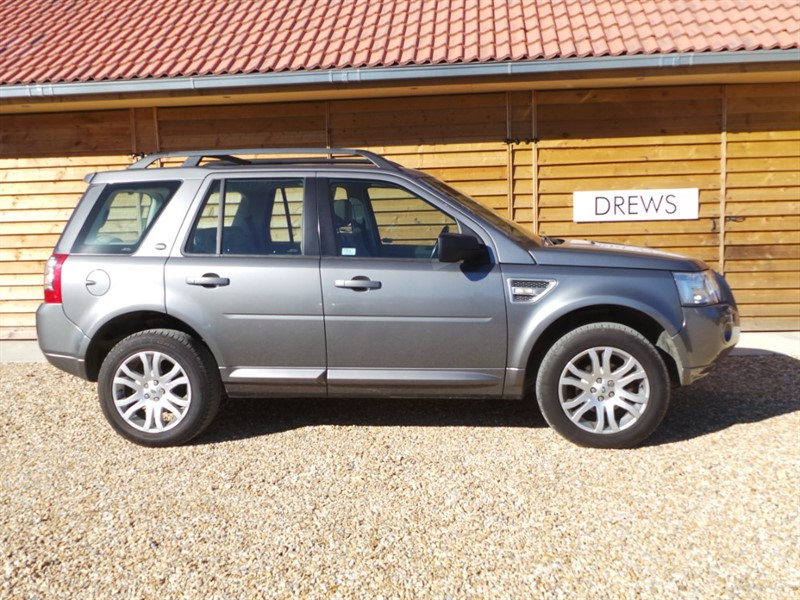 Used Land Rover Freelander TD4 E HSE One Owner Top Spec Bluetooth Heated Leather in Berkshire