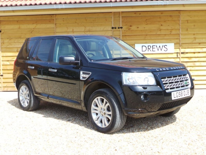 Used Land Rover Freelander TD4 HSE Great Spec Great Condition in Berkshire