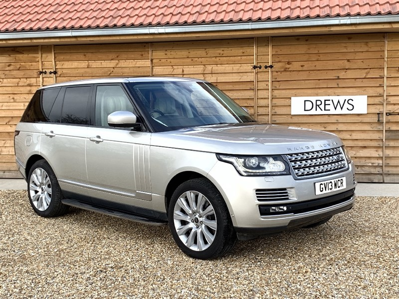 Used Land Rover Range Rover SDV8 4.4 AUTOBIOGRAPHY Full Landrover S/History Lovely Example in Berkshire