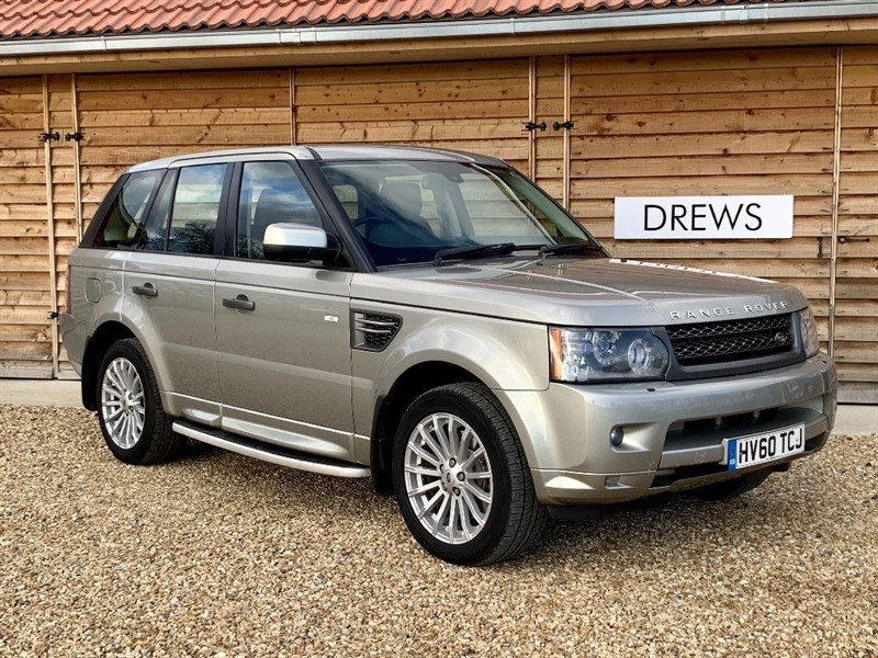 Used Land Rover Range Rover Sport TDV6 SE One Owner F/Landrover History Immaculate Condition in Berkshire
