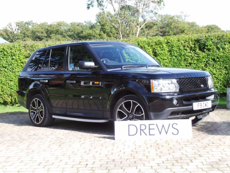 Used Land Rover Range Rover Sport TDV6 SPORT SE 2 Owners Full Land Rover S/History 8 Stamps in Berkshire