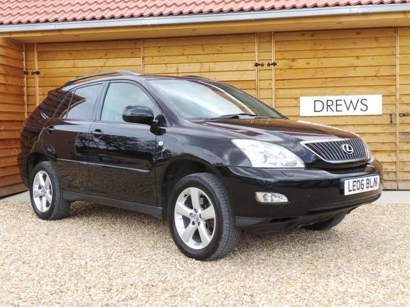 Used Lexus RX 350 350 SE-L Sat Nav Heated Leather Reverse Camera in Berkshire
