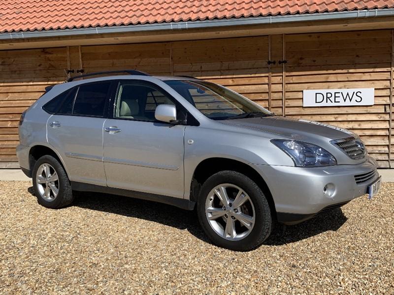 Used Lexus RX 400H LIMITED EDITION EXECUTIVE Full Lexus History Reversing Camera Bluetooth Electric Tailgate in Berkshire