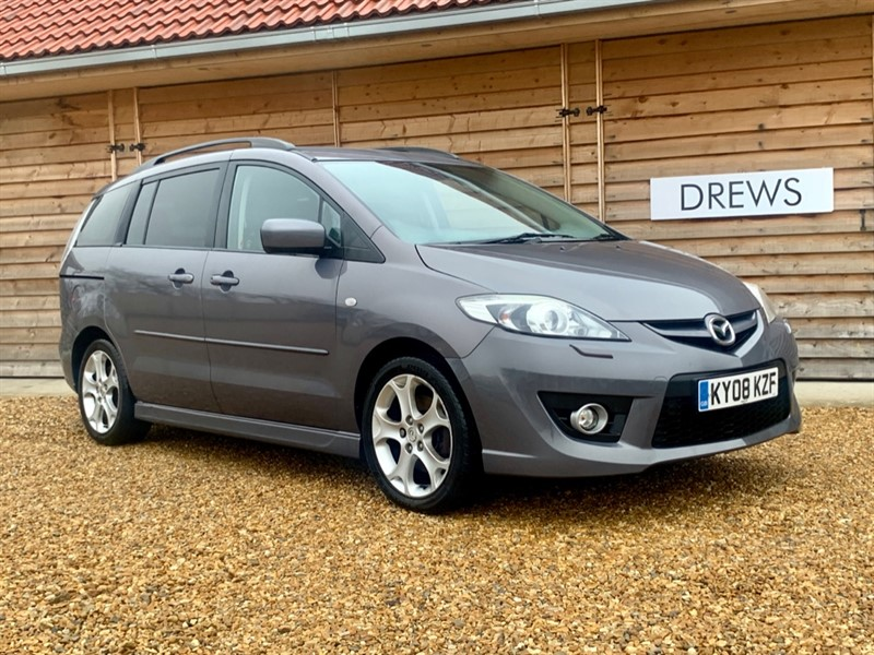 Used Mazda Mazda5 2.0 SPORT Petrol 7 Seats Leather Just Serviced in Berkshire