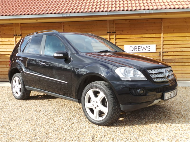 Used Mercedes 280 ML  CDI SPORT Serviced And New MOT in Berkshire