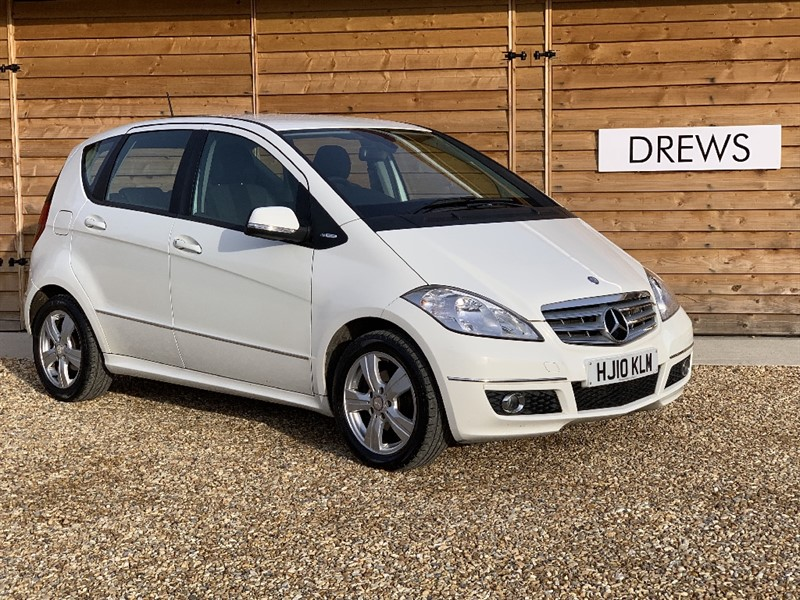 Used Mercedes A160 BLUEEFFICIENCY AVANTGARDE SE Bluetooth and Half Leather in Berkshire