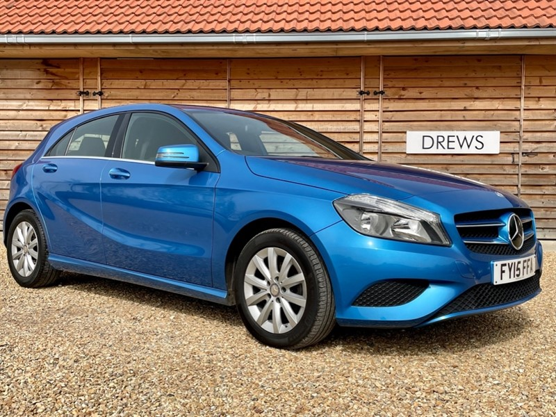 Used Mercedes A180 1.5 CDI SE Auto FSH Zero Road Tax in Berkshire