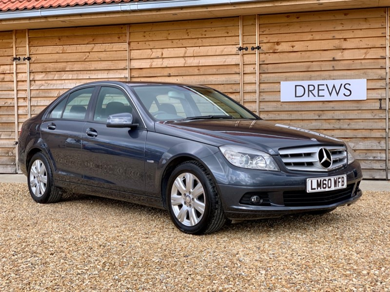Used Mercedes C200 CDI  EXECUTIVE SE AUTO FULL MERCEDES S/HISTORY in Berkshire