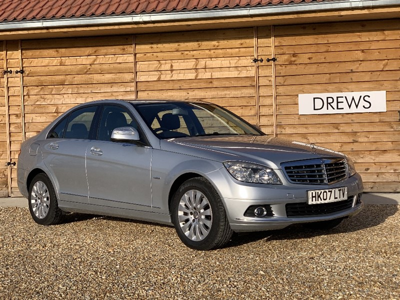 Used Mercedes C200 1.8 Komp ELEGANCE Petrol Automatic and Leather Finance Available in Berkshire