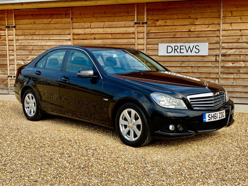 Used Mercedes C200 CDI BLUEEFFICIENCY SE EDITION 125 Command Sat Nav Factory Bluetooth in Berkshire