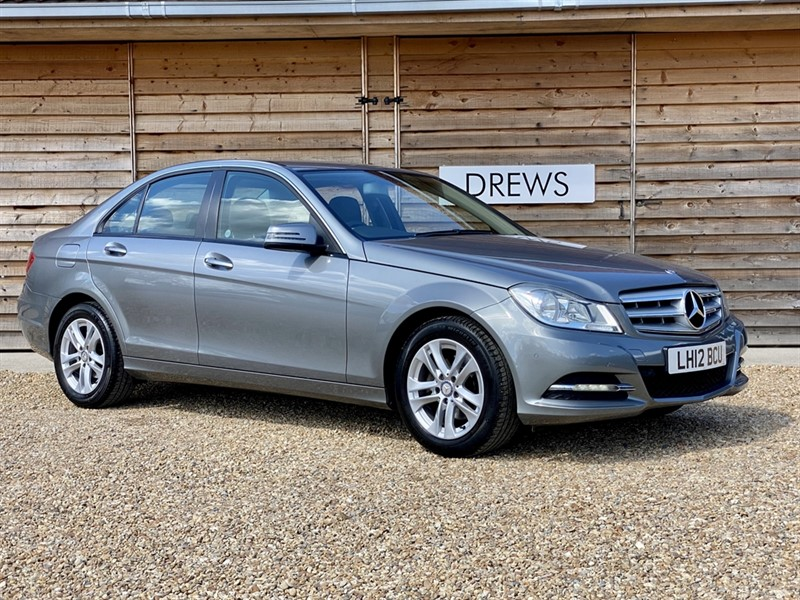 Used Mercedes C200 CDI BLUEEFFICIENCY EXECUTIVE SE in Berkshire