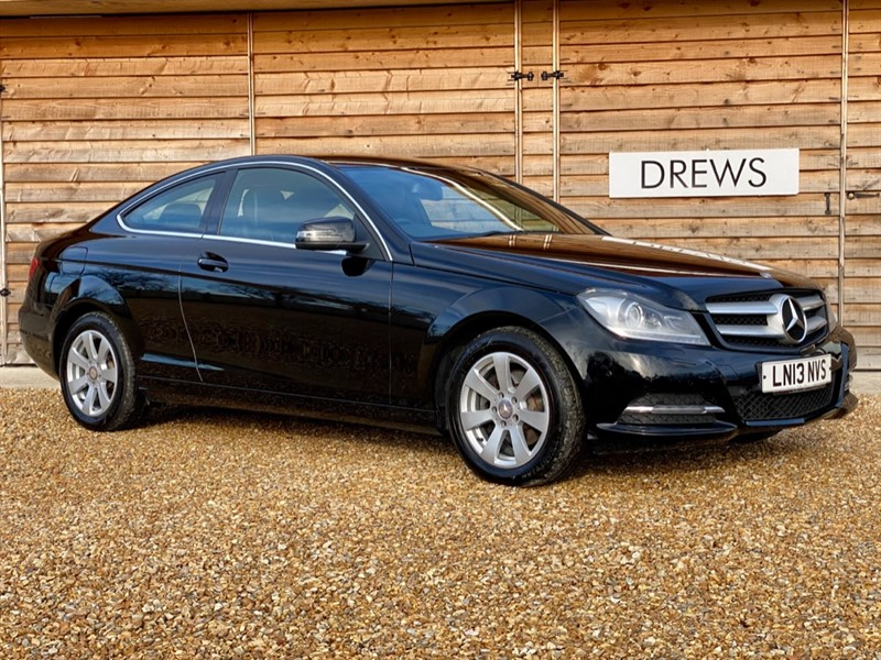 Used Mercedes C220 CDI  Executive SE Auto Sat Nav Leather Bluetooth in Berkshire