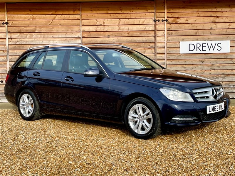 Used Mercedes C220 220 CDI EXECUTIVE SE One Owner Sat Nav Leather in Berkshire