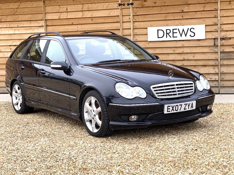 Used Mercedes C220 CDI SPORT EDITION Heated Leather Seats in Berkshire