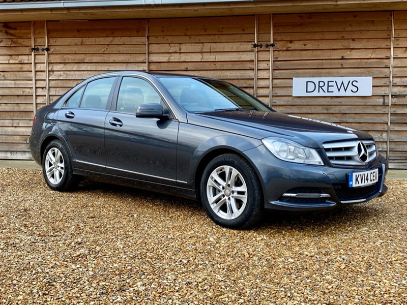 Used Mercedes C220 2.2 CDI EXECUTIVE SE £30 Tax 64 MPG Sat Nav Leather in Berkshire