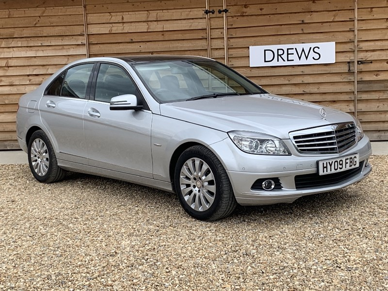 Used Mercedes C220 CDI ELEGANCE Panoramic Sunroof Leather Trim in Berkshire