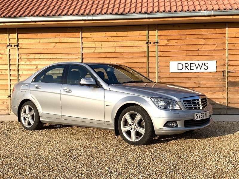 Used Mercedes C320 CDI ELEGANCE Full MB History Same Family From New Leather Trim in Berkshire