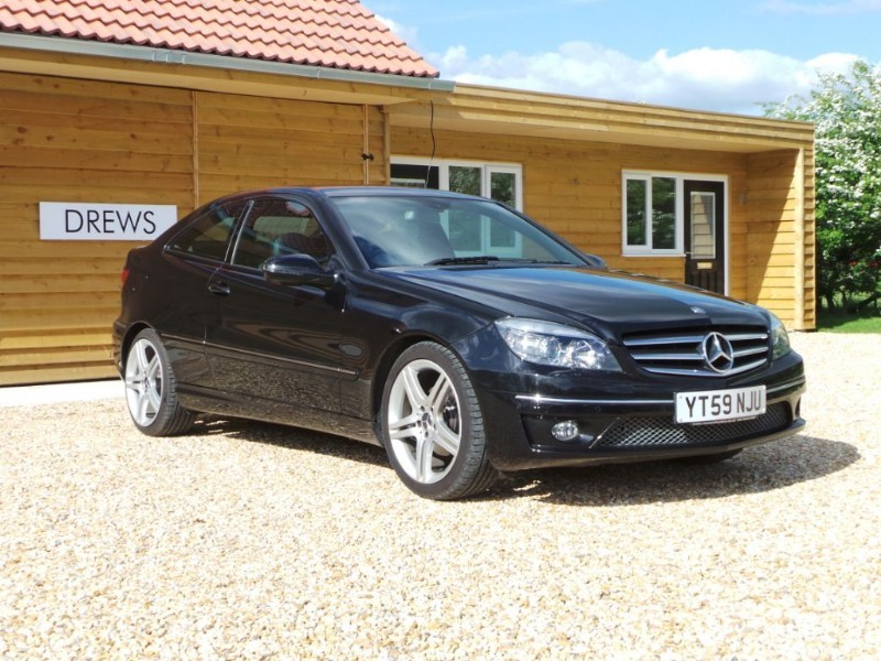 Used Mercedes CLC180 Sport Auto Bluetooth Leather Seats in Berkshire