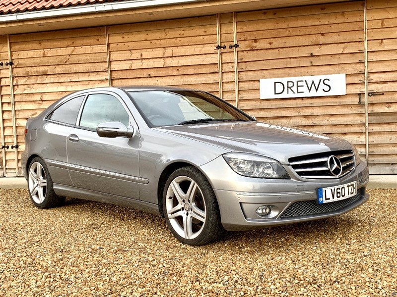Used Mercedes CLC180 Sport Petrol Auto One Owner and FSH Great Spec in Berkshire