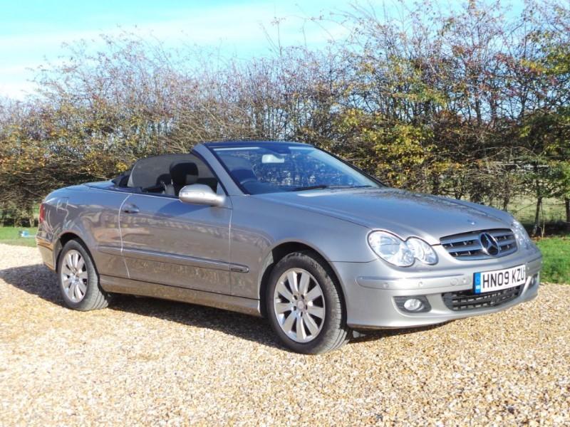Used Mercedes CLK200 Kompressor Elegance One Owner Low Mileage in Berkshire