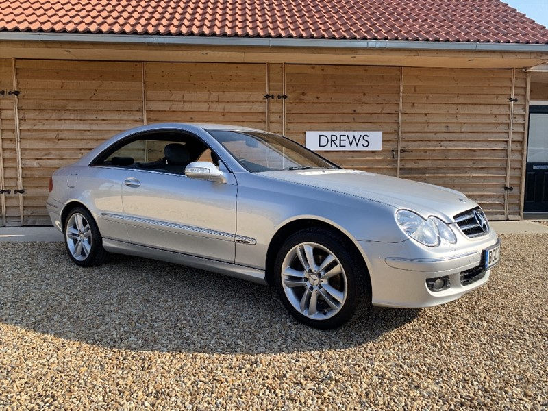 Used Mercedes CLK220 CDI AVANTGARDE Fantastic Condition Very Good Service History in Berkshire