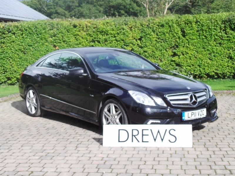 Used Mercedes E220 CDI B/E AMG SPORT Command Sat Nav Dynamic Handling Pack  in Berkshire