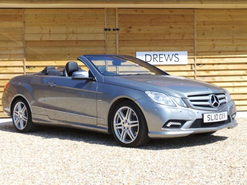 Used Mercedes E350 CDI B/E AMG SPORT Big Spec Low Mileage in Berkshire