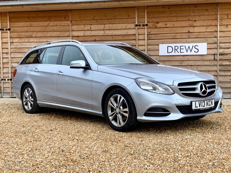 Used Mercedes E220 CDI SE Auto Sat Nav Heated Leather Seats Bluetooth in Berkshire