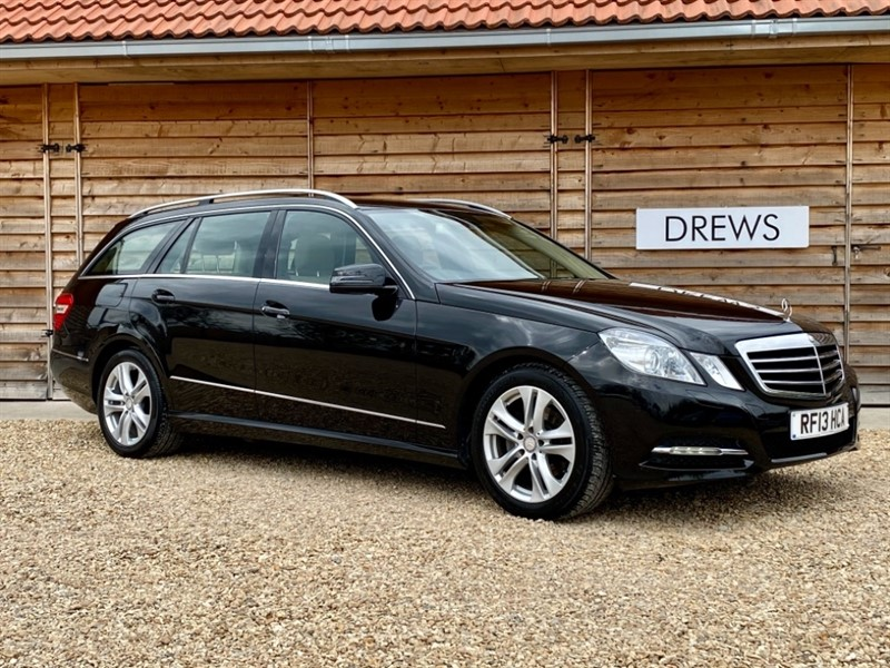 Used Mercedes E220 220 CDI AVANTGARDE BE SS Full Mercedes History Full Leather Trim in Berkshire
