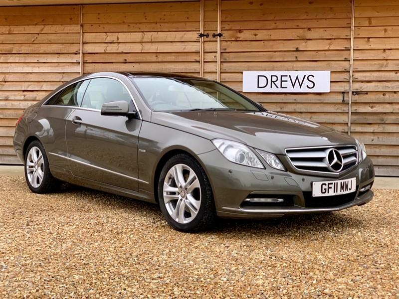 Used Mercedes E250 CDI BLUEEFFICIENCY SE in Berkshire