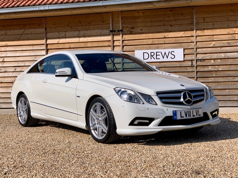 Used Mercedes E250 250 CDI SPORT AUTO One Owner 9 Mercedes Services in Berkshire