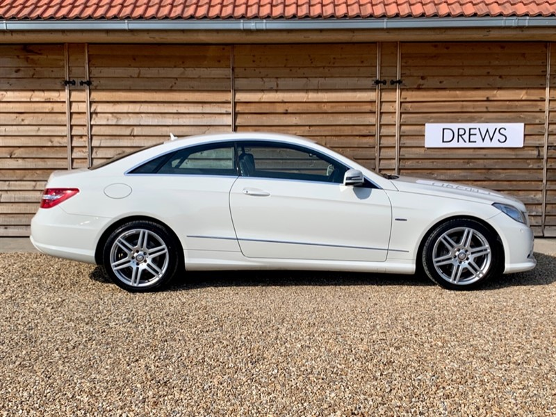 Used Mercedes E250 250 CDI AMG SPORT AUTO One Owner 9 Mercedes Services in Berkshire